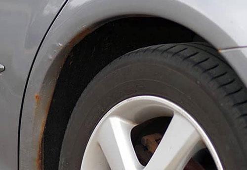 Car Body Sheet Metal Maintenance