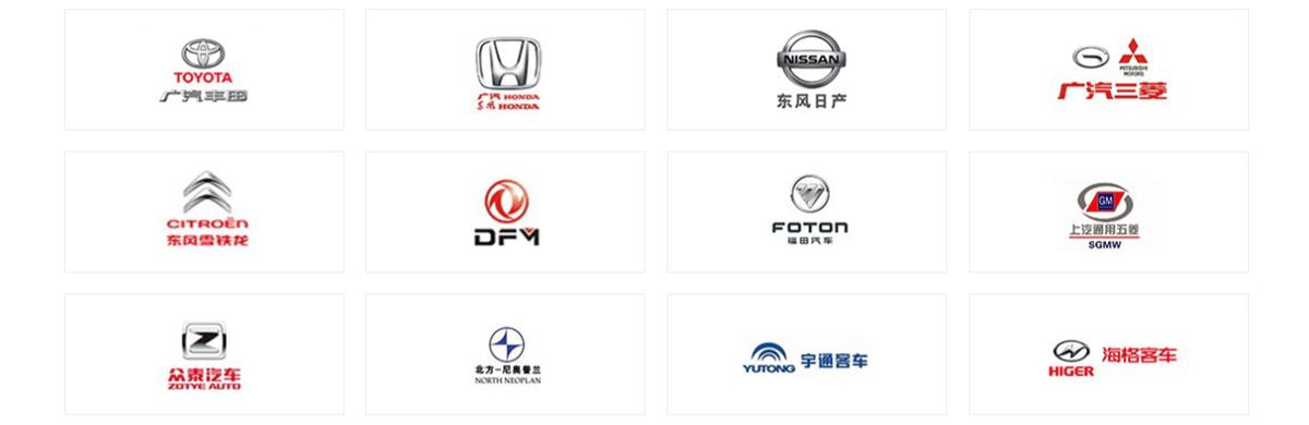Car factory partners